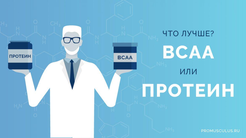 Что лучше протеин или аминокислоты (BCAA)? Отзывы врачей и экспертов
